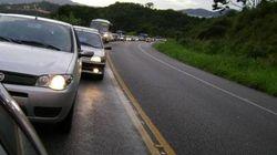 PRF registra 155 mortes em estradas federais durante carnaval no
