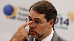 'Foram erros sobre diversos resultados', declara presidente do TSE sobre