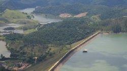 Nível do maior reservatório do Estado do Rio atinge volume
