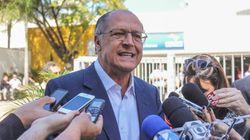 Alckmin: abastecimento de água é prioridade em relação à distribuição de