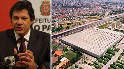 Haddad vai privatizar Anhembi para a modernização do