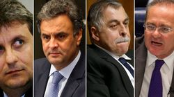 Delatores da Lava Jato prometeram incriminar Aécio e Renan, diz