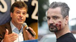 'Não tem ninguém mais ferido do que eu', diz Beto Richa a