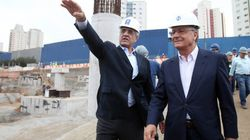 PSDB ou os governos anteriores? Veja quem construiu mais metrô em 20