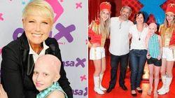 Veja as fotos que Xuxa enviou para a mãe que perdeu a