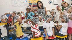 Feliz Páscoa! Crianças e idosos se unem e criam 'fábrica de chocolates' em