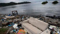 Águas contaminadas do Rio poderão colocar saúde de atletas olímpicos em