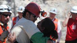 Após contato pelo Facebook, alemã se casa com mineiro resgatado há cinco anos no Chile