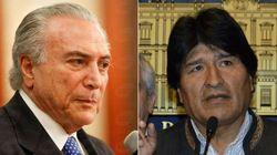 Após reagir ao impeachment de Dilma, Bolívia ensaia aproximação com governo