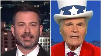 Kimmel and Trump party planner