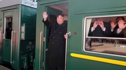 Φετίχ με το τρένο: Από την Βόρεια Κορέα στο Βιετνάμ ο Κιμ - Αύριο με τον