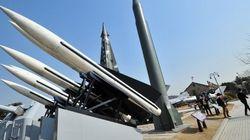 北朝鮮が弾道ミサイル発射