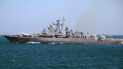地中海でミサイル発射探知=ロシア