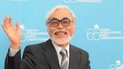 宮崎駿監督、引退を表明