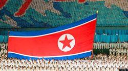 北朝鮮が短距離弾3発発射