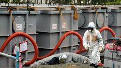 あふれた雨水に放射性物質、基準の70倍も 福島第一|朝日新聞デジタル
