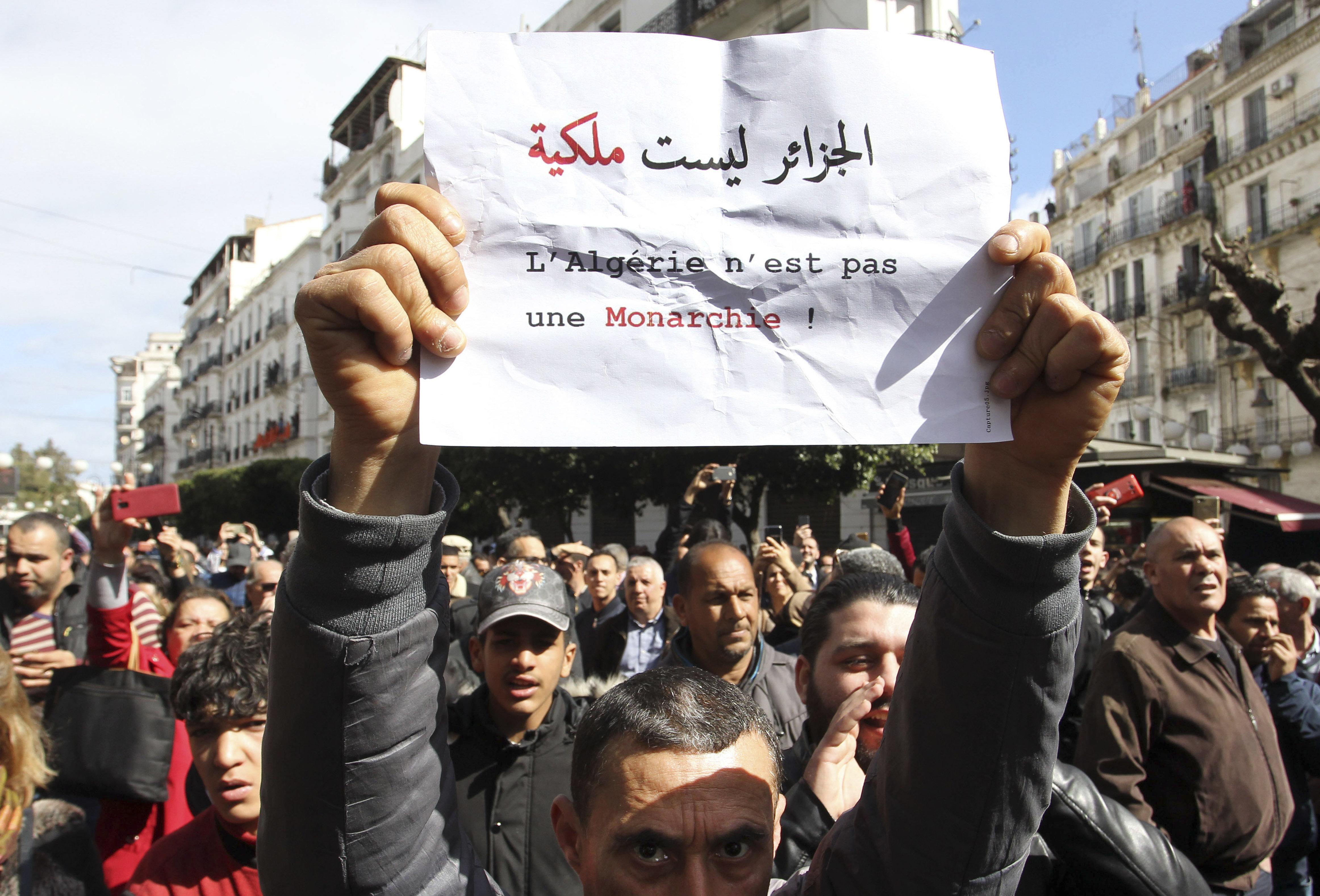 BLOG- L'Etat algérien, fictions et