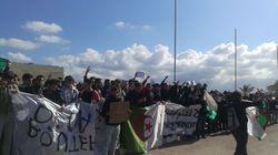 Plusieurs étudiants interpellés à l'USTHB, des milliers disent non au 5e mandat (PHOTOS,