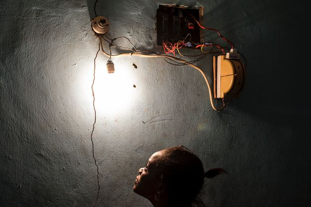 Light Switch, 2015, Emeka