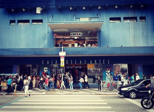 Cine Belas Artes pode fechar em 2 meses por falta de patrocínio da