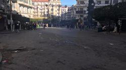 Echauffourées à Alger-Centre entre des lycéens et les forces de