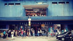 Sem patrocínio da Caixa, Cine Belas Artes corre risco de fechar em 2