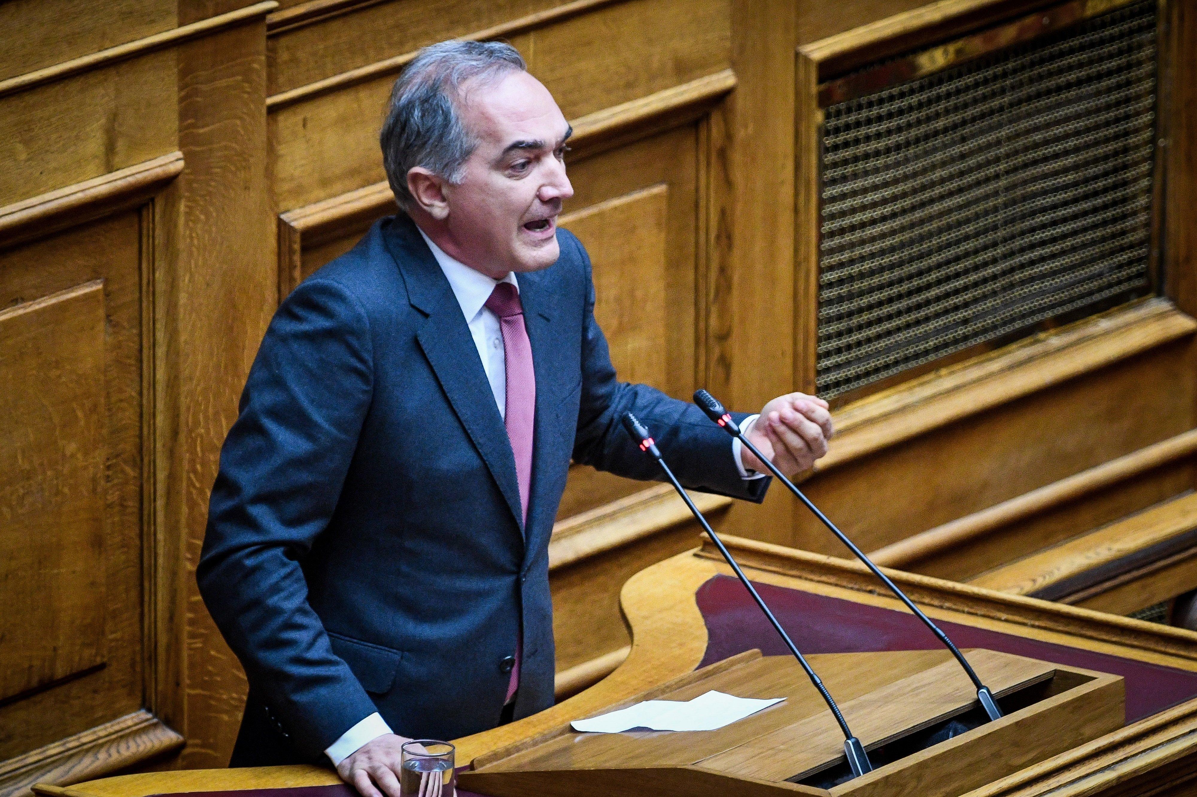 Αίτημα για άρση ασυλίας του Μάριου Σαλμά στη Βουλή - Κατηγορίες για κακούργημα