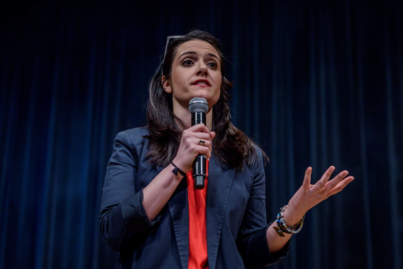Κάλπες για μία Ελληνίδα στη Νέα Υόρκη: Νομική