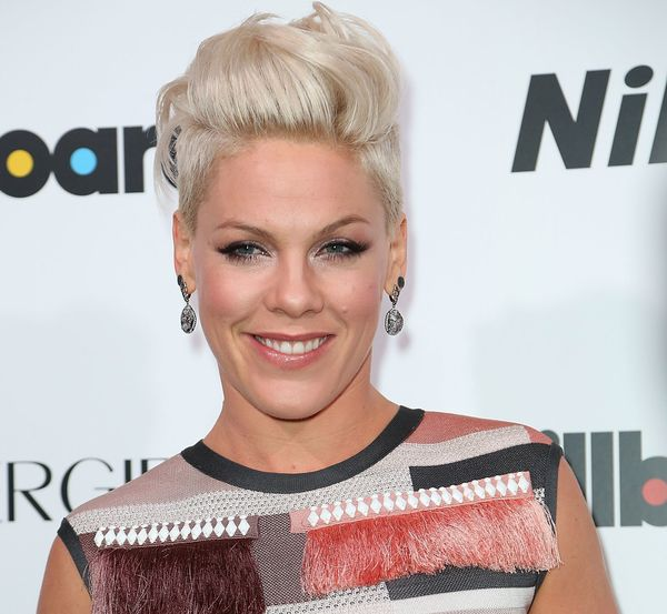 When Pink was named Billboard Woman of the Year in 2013, she spoke out about how her views on beauty and self-worth might hel