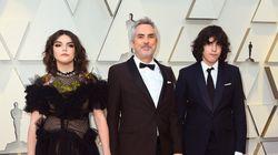 Você não deveria fazer piada das expressões do filho de Alfonso Cuarón no