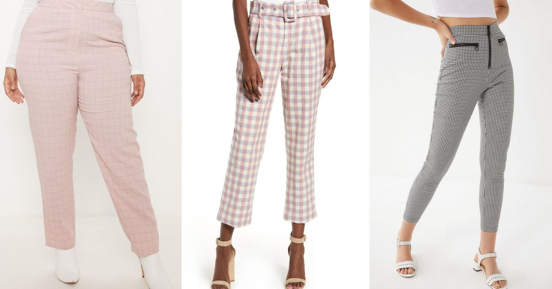e65956be72f0 12 Gingham Pants For Women Perfect For Spring 2019   HuffPost Life