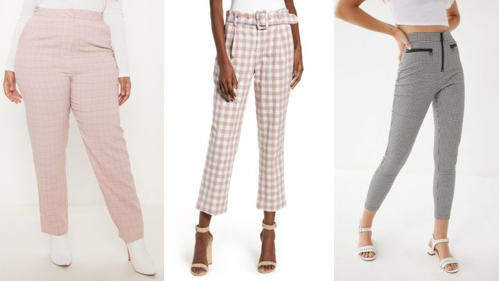 f432d5b04184 Gingham for spring isn't groundbreaking, but we're calling it as one of the  spring fashion trends for 2019 that you're about to see everywhere.