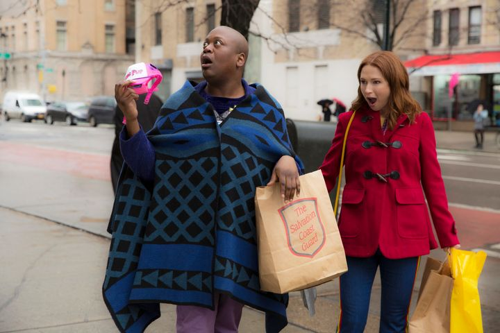 """Unbreakable Kimmy Schmidt."""