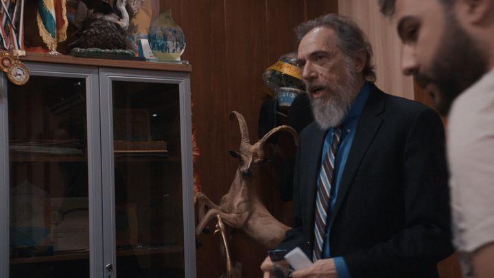 """Larry Charles' Dangerous World of Comedy"" on Netflix."