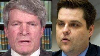 Richard Painter, Matt Gaetz