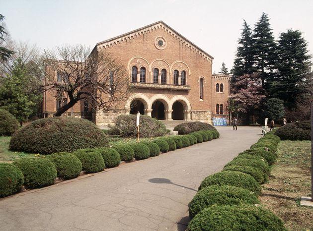 一橋大学(東京・国立市)