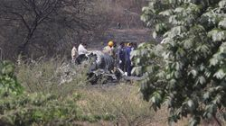 IAF Jet Crashes In Kashmir's Budgam, Two Feared