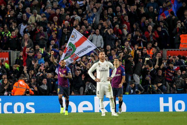 Real-Barça: deux clasicos en trois jours, la saison sur un