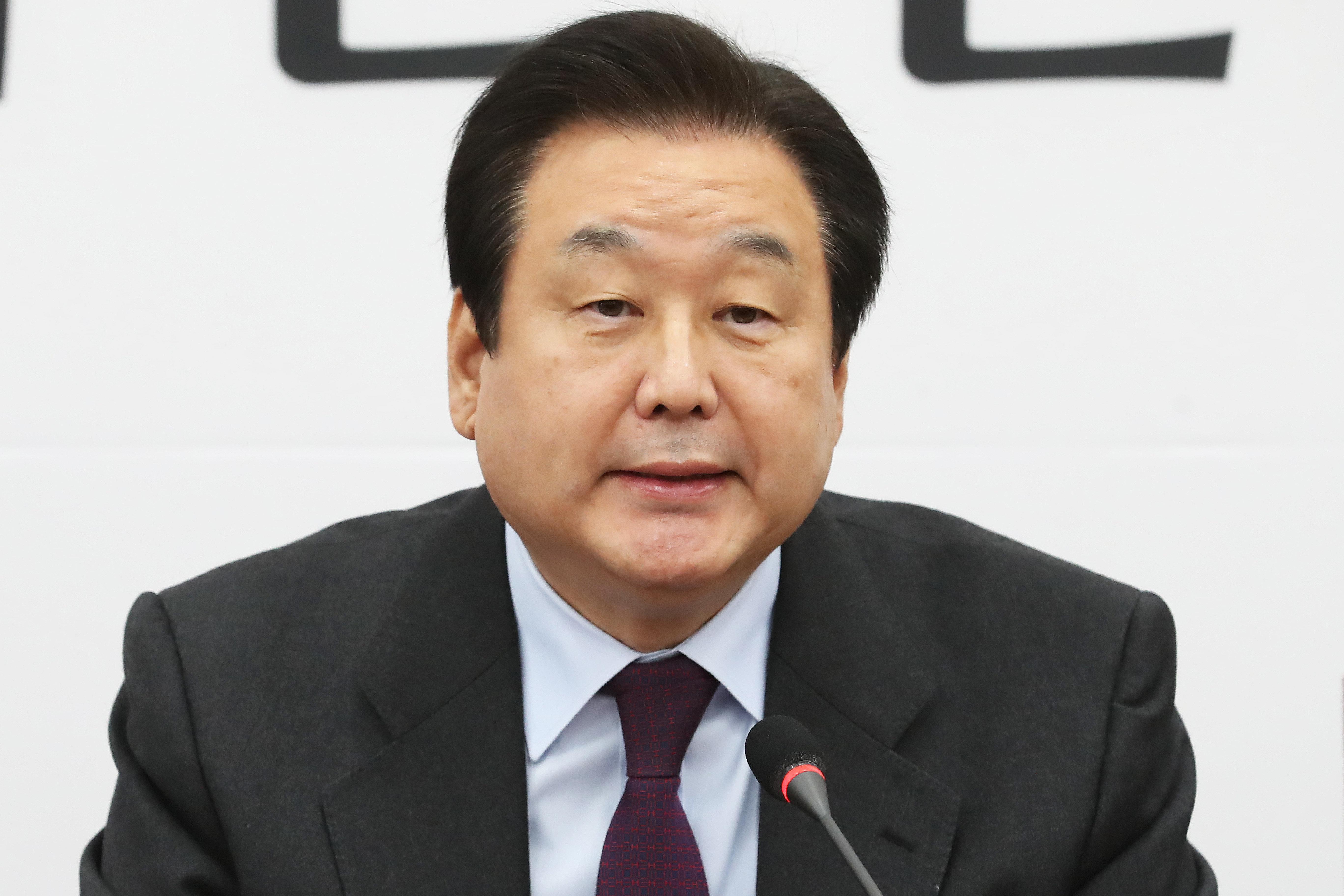 김무성이 클럽 '버닝썬' 직원과 사위가 함께 마약 투약했다는 보도에 대해 한