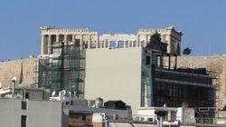 Αυτοψία στα πολυώροφα κτίρια γύρω από την Ακρόπολη αποφάσισε το