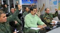 Avec Maduro qui s'accroche, les options de Trump sont