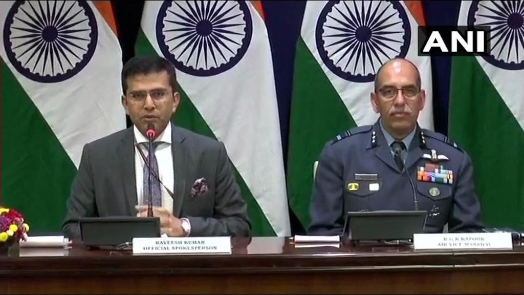 India Shot Down One Pakistani Aircraft, One Indian Pilot Missing: