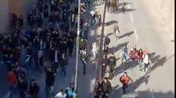 Marche des lycéens à Bordj Bou Arreridj et