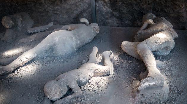Έρευνα: Ο Βεζούβιος δεν τους σκότωσε όλους- πού πήγαν οι επιζώντες της