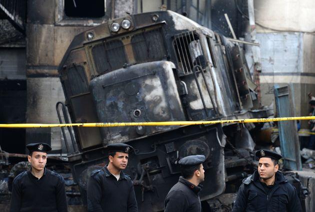 Egypte: au moins 20 morts dans l'accident en gare du