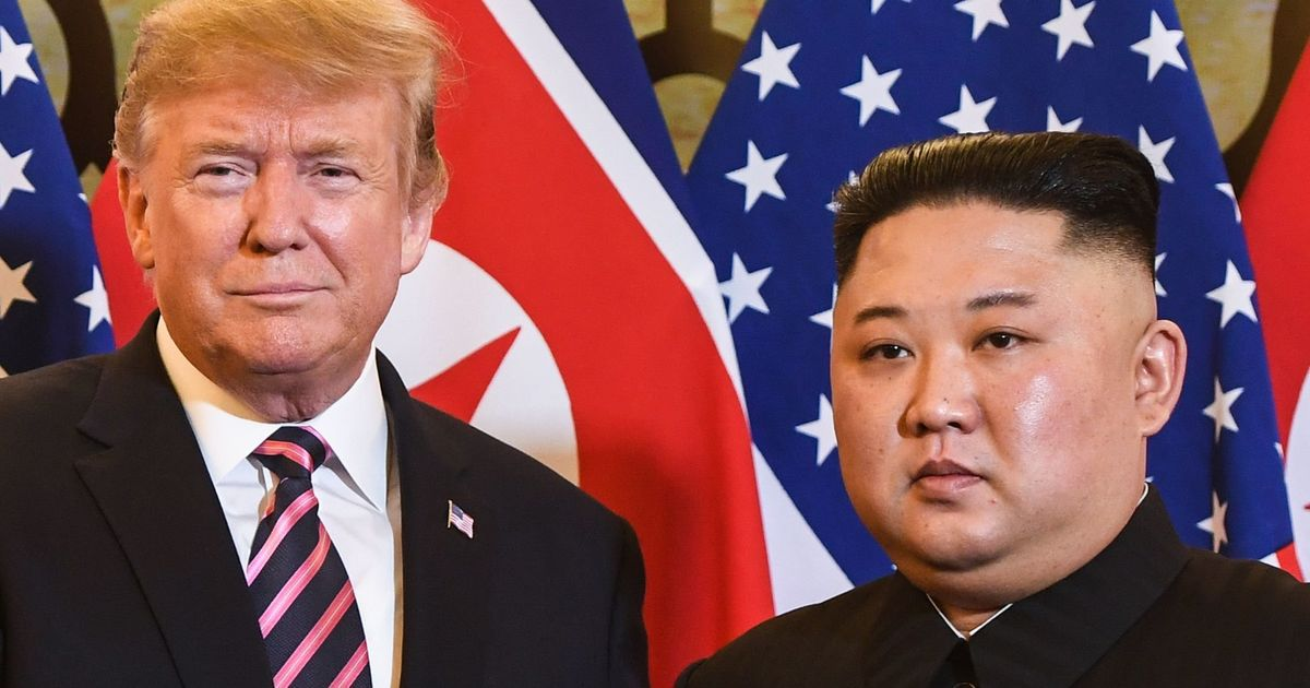 Trump Reportedly Made A Bonkers Air Force One Offer To Kim Jong Un
