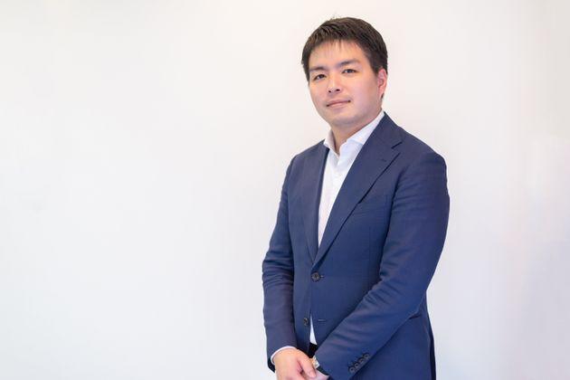 日本財団 経営企画部の花岡隼人氏