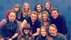 Το reunion των πρωταγωνιστών της σειράς «Buffy the Vampire Slayer», 16 χρόνια