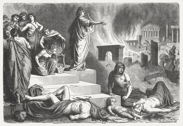 Αλήθεια ή αρχαία fake news; Ίσως ο Νέρων να μην ήταν τόσο κακός όσο
