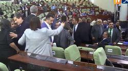 Un député du RCD traite les autres parlementaires de